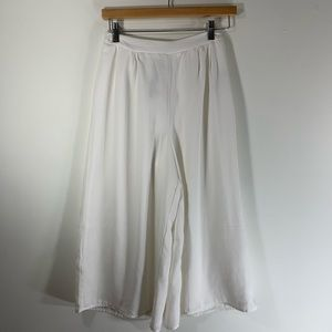 FOREVER 21 culottes elastic waist